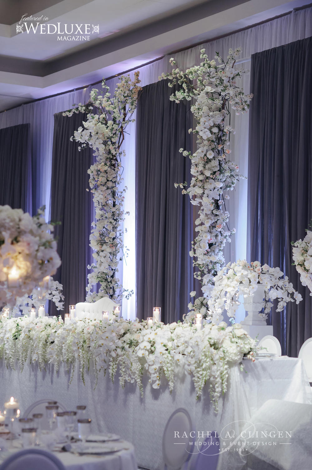 Wedding Decor Toronto Ritz Carlton Wedding Decor Toronto Rachel A