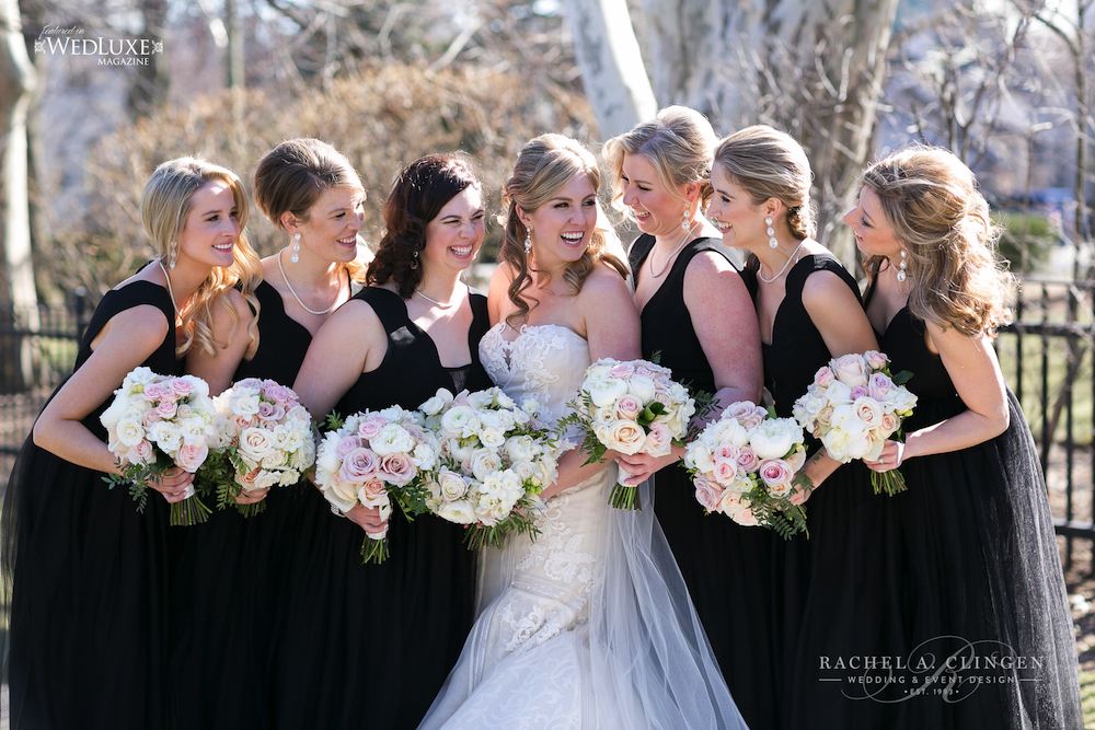 a spring magnolia wedding at the four seasons hotel