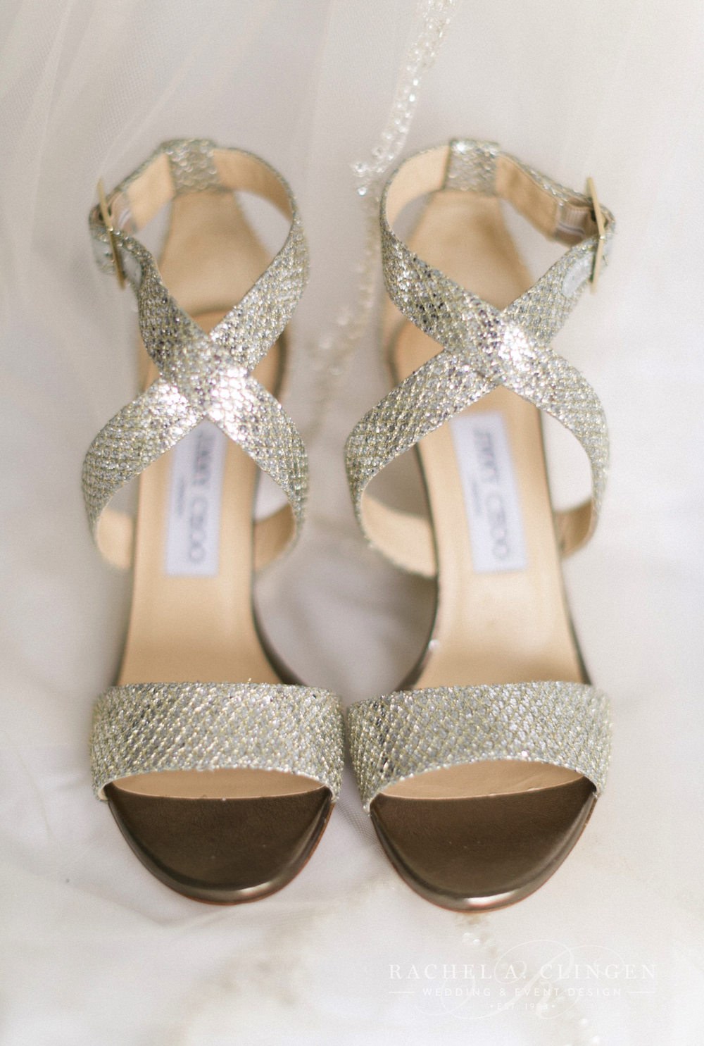 Jimmy Choo Bridal Shoes   Wedding Decor Toronto Rachel A. Clingen Wedding U0026  Event Design