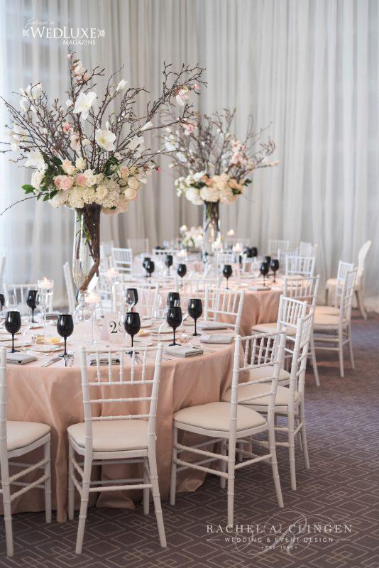 Magnolia Wedding Centrepieces Wedding Decor Toronto