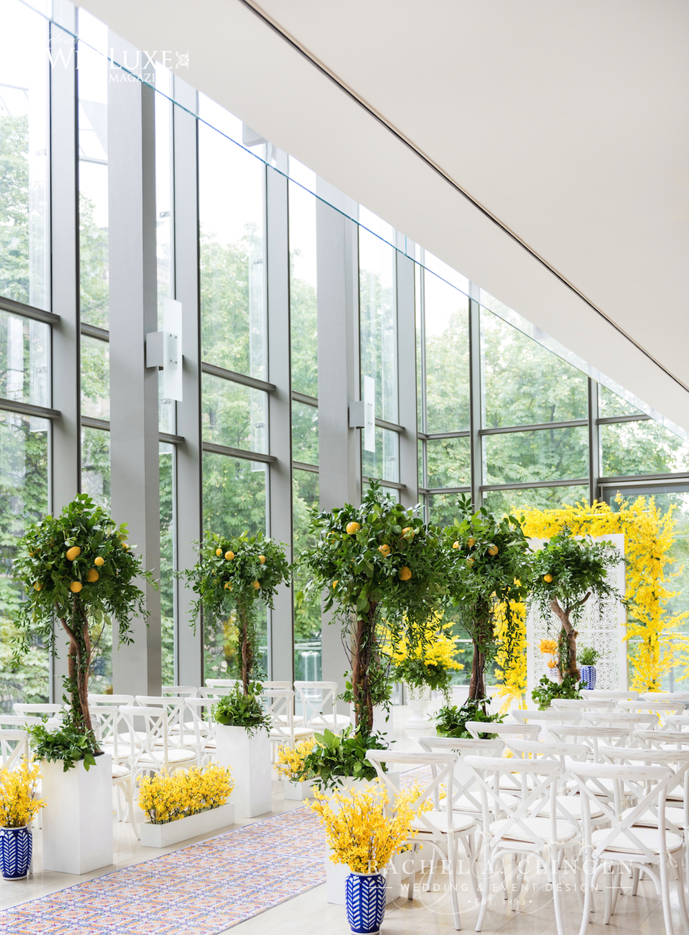 Events Co Producer Stylist Decor And Floral Rachel A Clingen Wedding Event Design Venue The Royal Conservatory Of Music