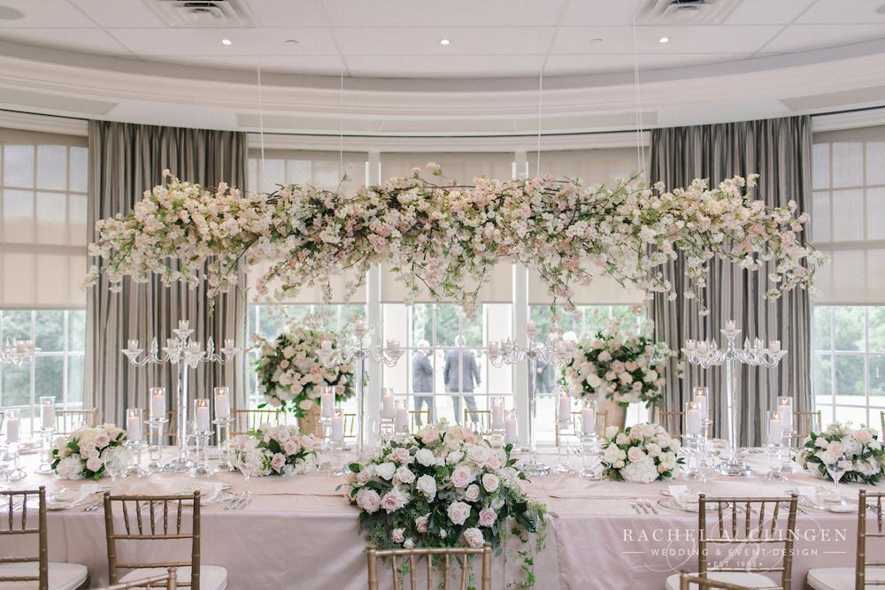 An Outdoor Wedding Ceremony At London S Hunt Club: Pretty Cherry Blossom Wedding At London Hunt Club