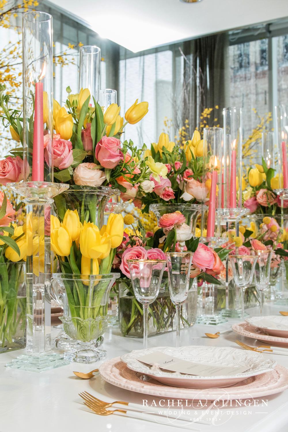 Spring Wedding Flowers Wedding Decor Toronto Rachel A Clingen