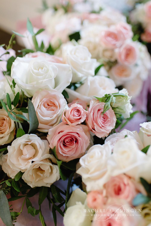 Blush Pink Wedding Flowers Wedding Decor Toronto Rachel A Clingen
