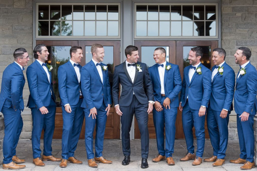 Hockey Wedding Groomsmen John Tavares