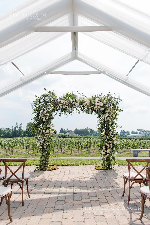 John Tavares Wedding Flowers