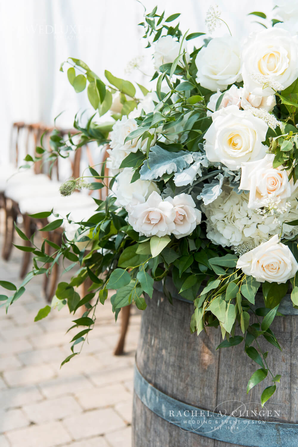 Rustic Wedding Flowers Toronto 2