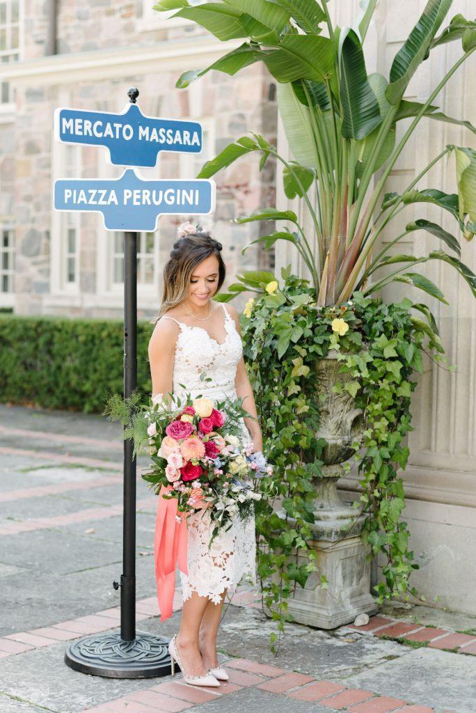 amalfi bridal shower toronto