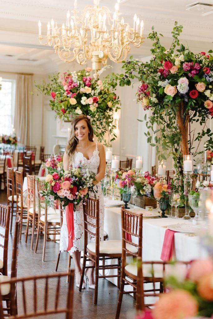 amalfi wedding flowerws
