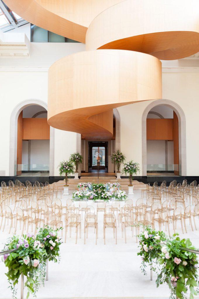 art gallery ontario wedding
