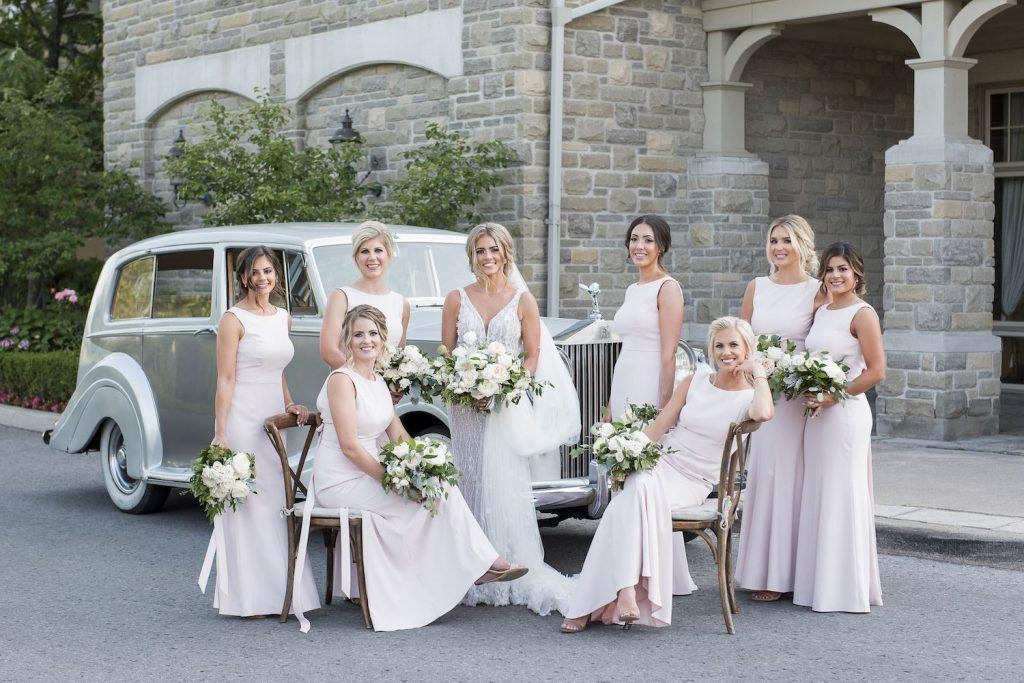 aryne tavares bridesmaids