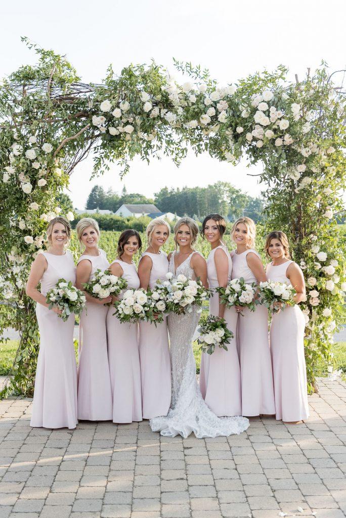 aryne tavares wedding flowers toronto