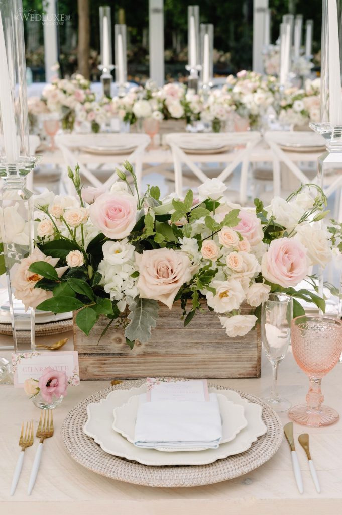blush pink wedding decor imp 1