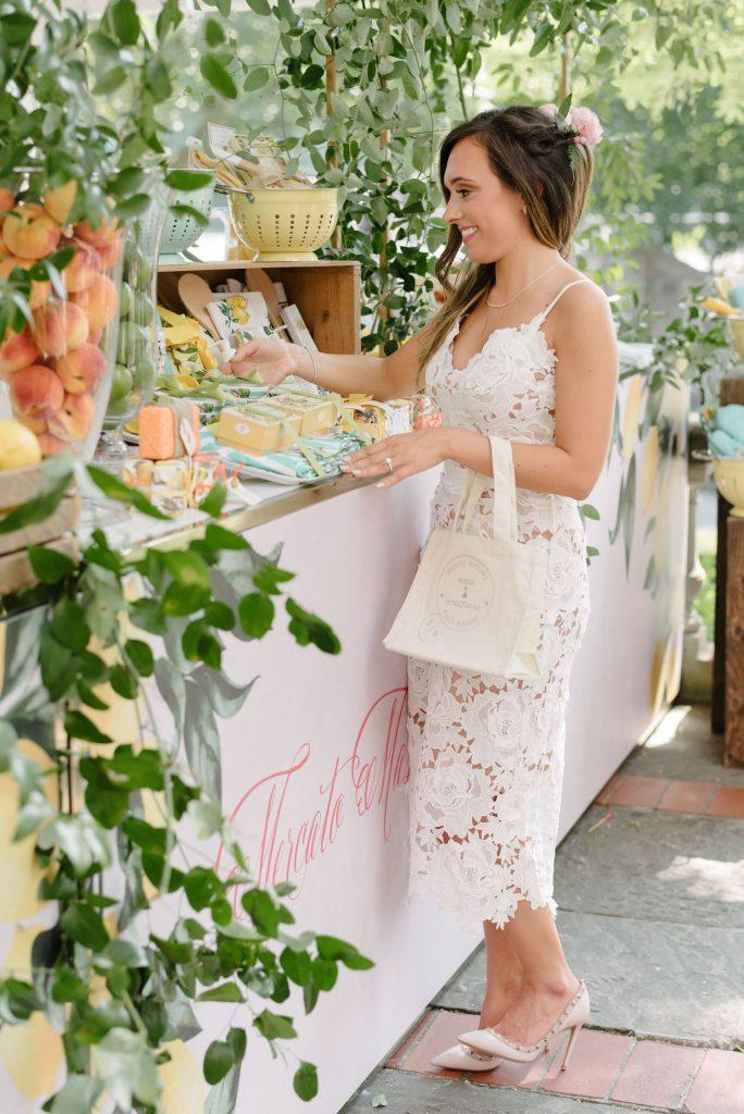 bridal shower market ideas