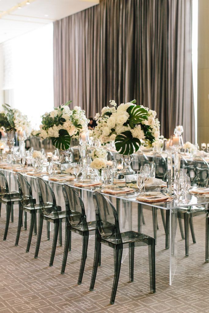 four seasons hotel toronto modern wedding