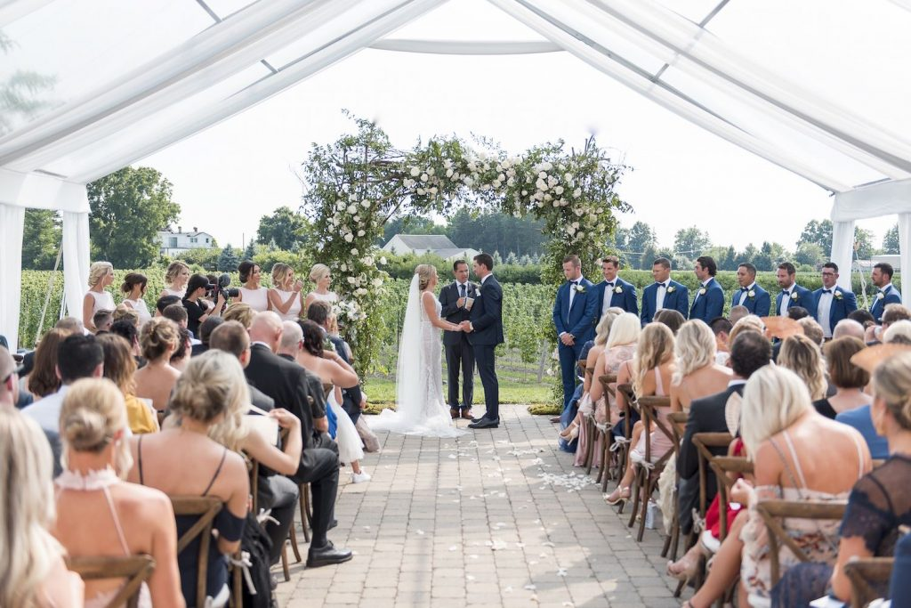 john tavares wedding ceremony