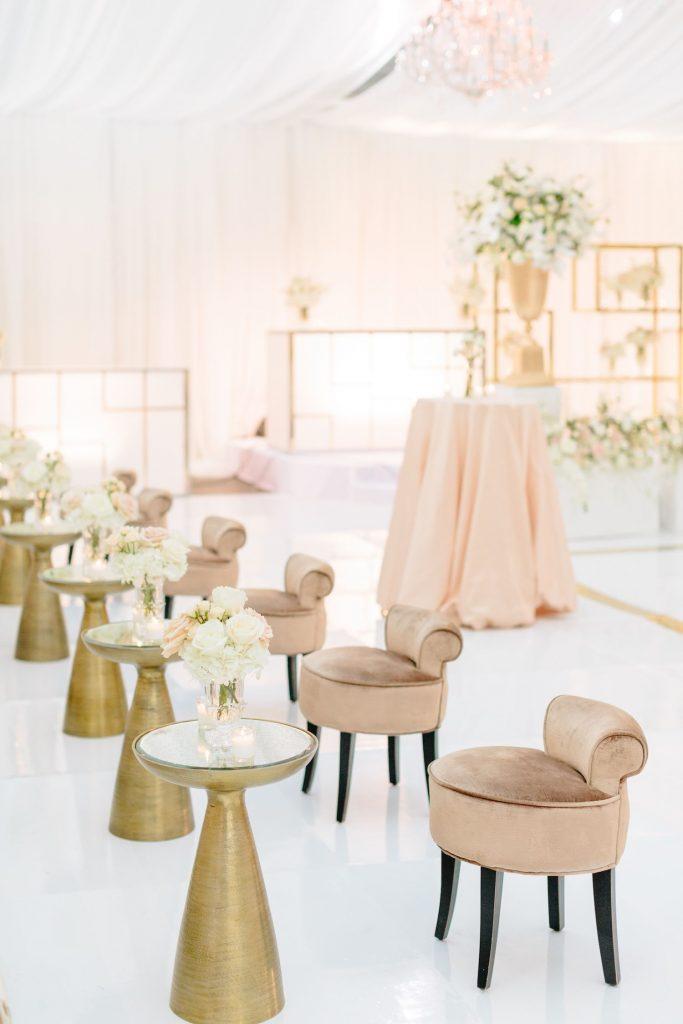 lounge area kadri wedding
