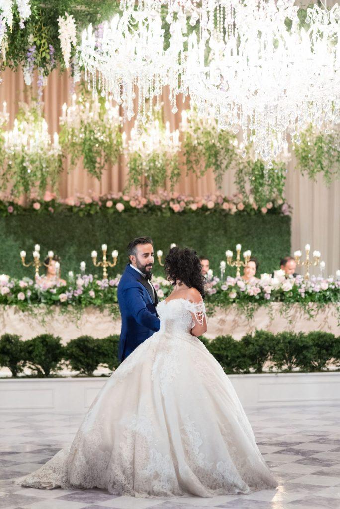 naram rouzhin wedding art gallery ontario