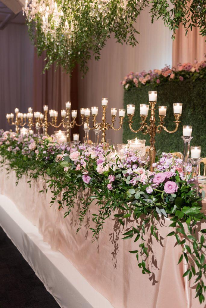 naram rouzhin wedding flowers