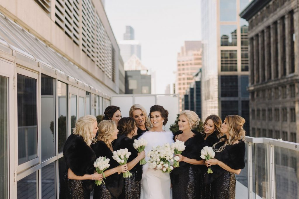 one king west luxury wedding