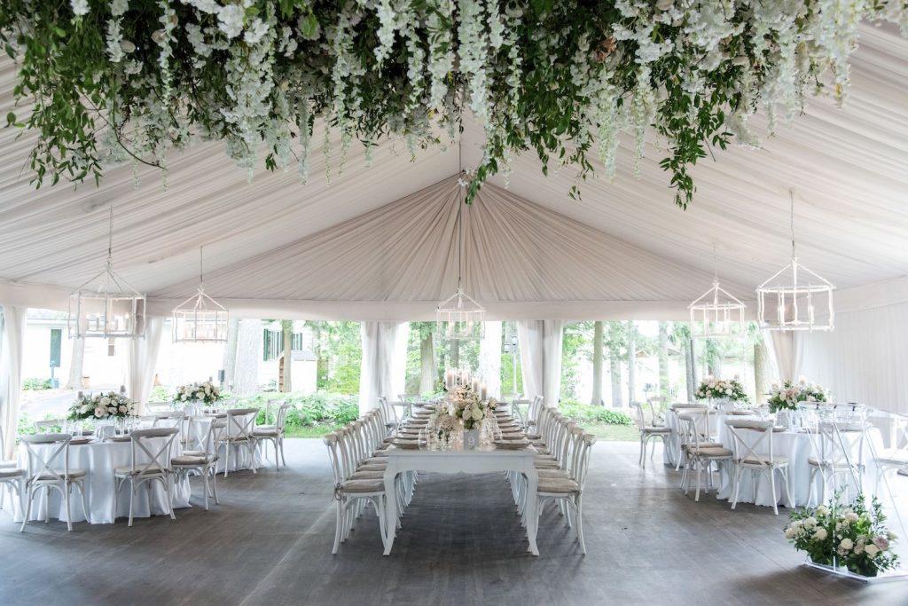 tent weddings muskoka rachel a clingen
