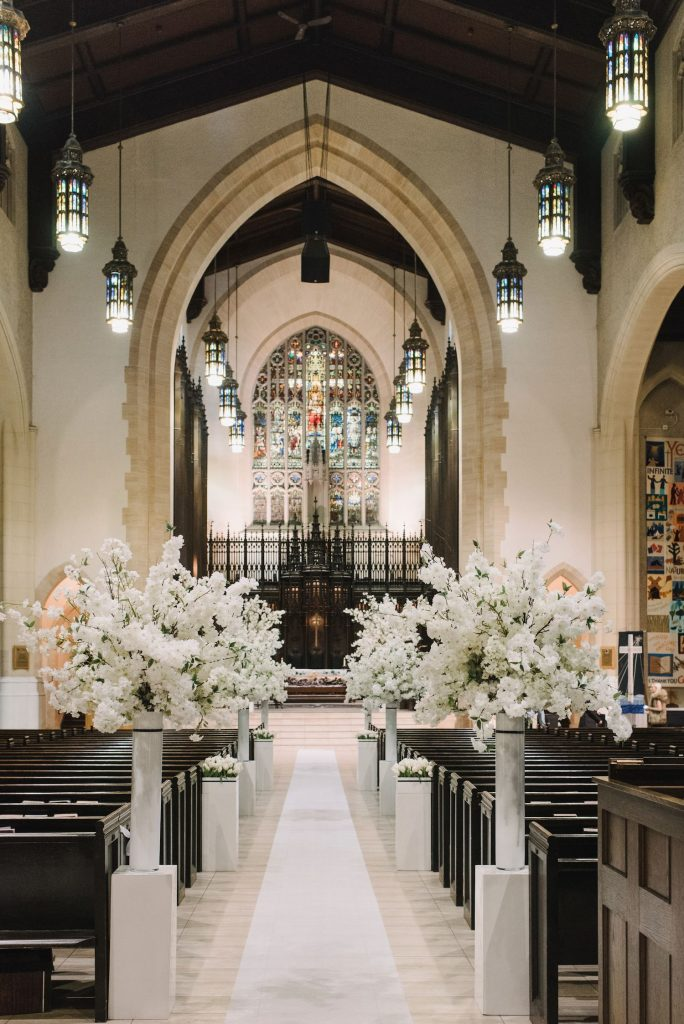 toronto luxury church weddings