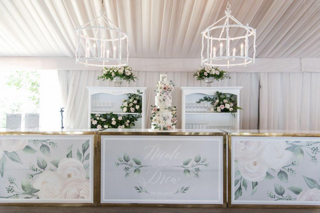 wedding bar muskoka weddingjpg