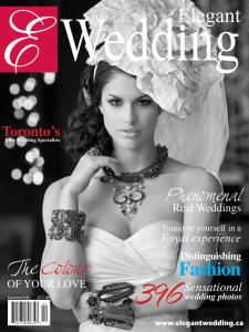 elegant wedding summer fall 2012
