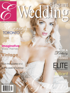 elegant wedding winter spring 2013