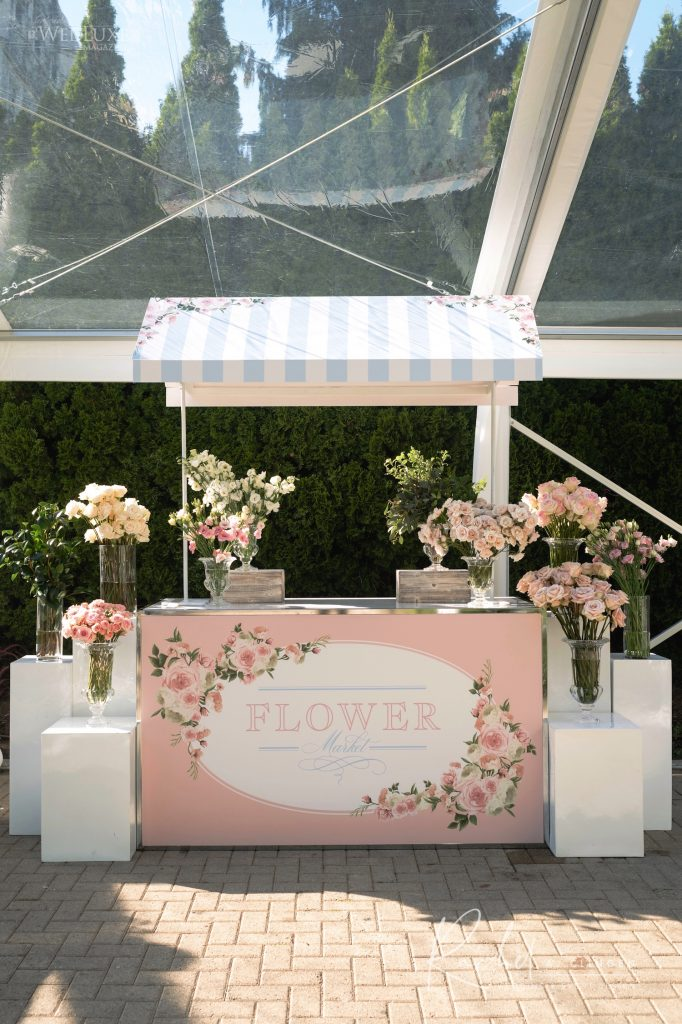 flower station wedding toronto