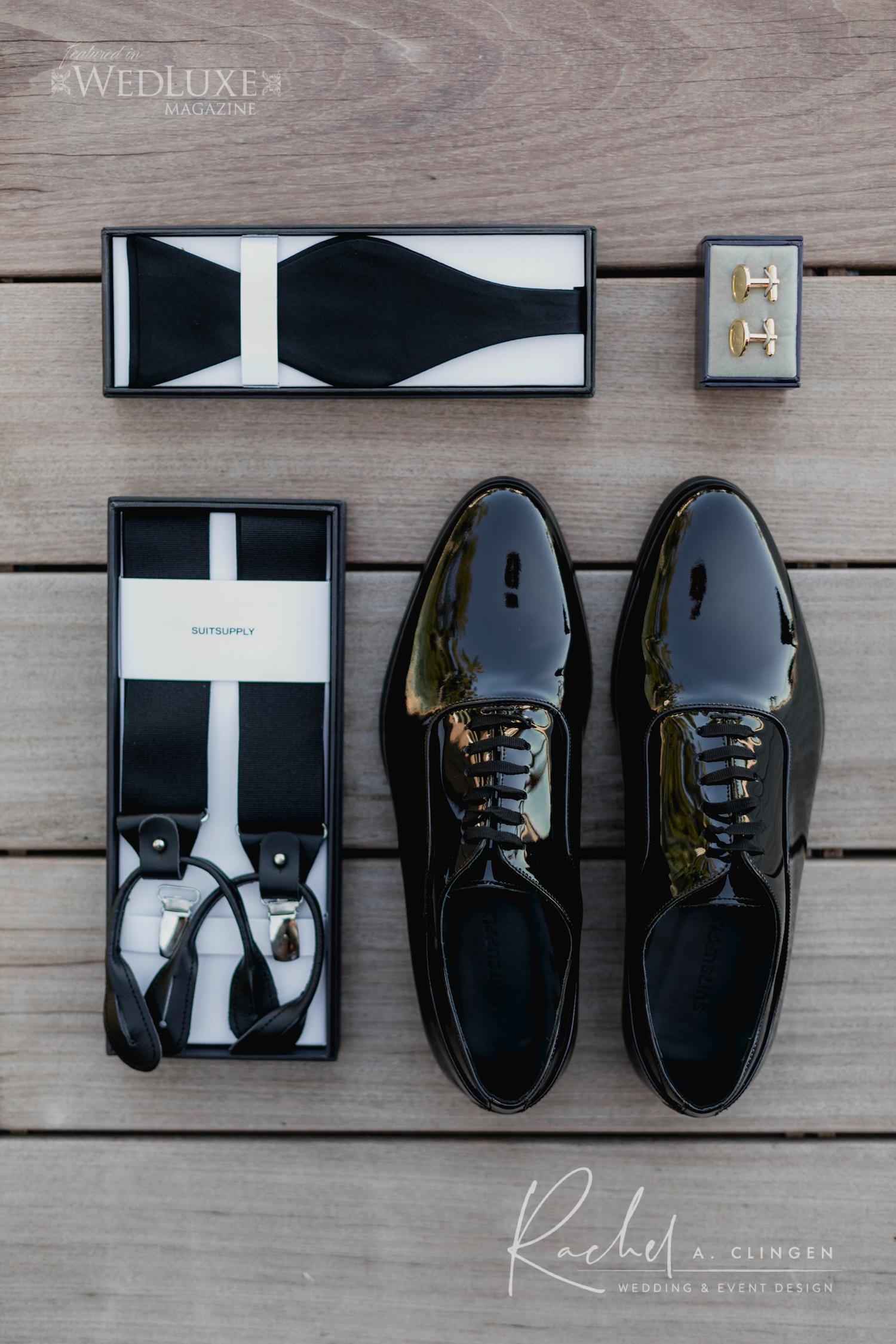 grooms details muskoka wedding imp