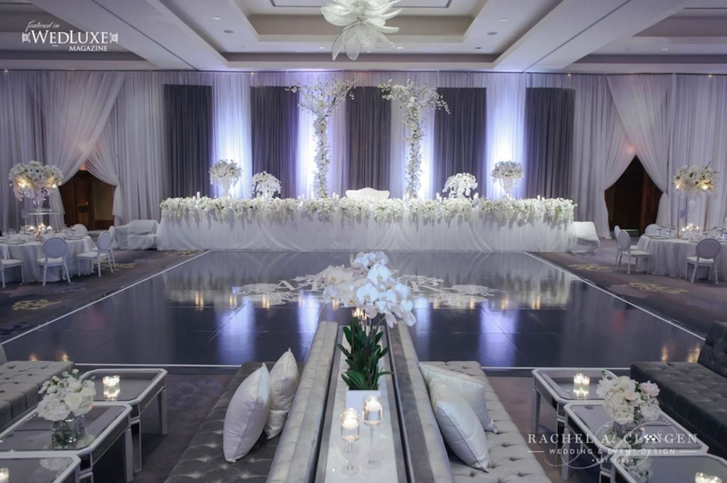 ritz carlton toronto wedding rachel a clingen
