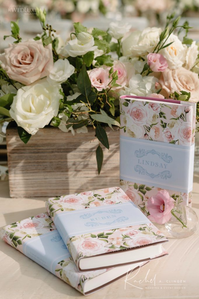 wedding favours bibles