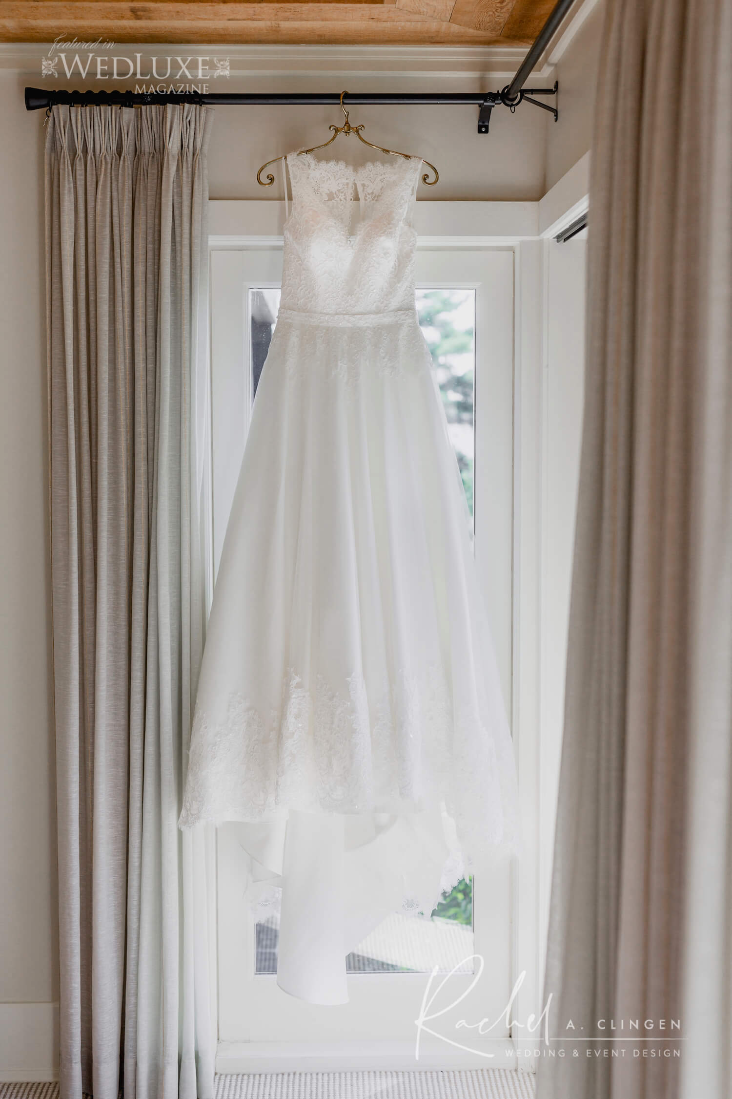 wedding gown muskoka weddings imp