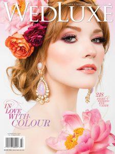 wedluxe summerfall 2014 cover
