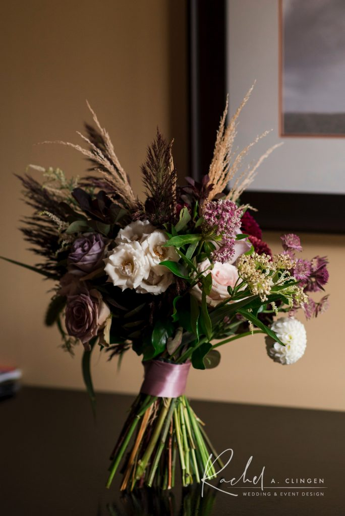 bridal bouquet organic