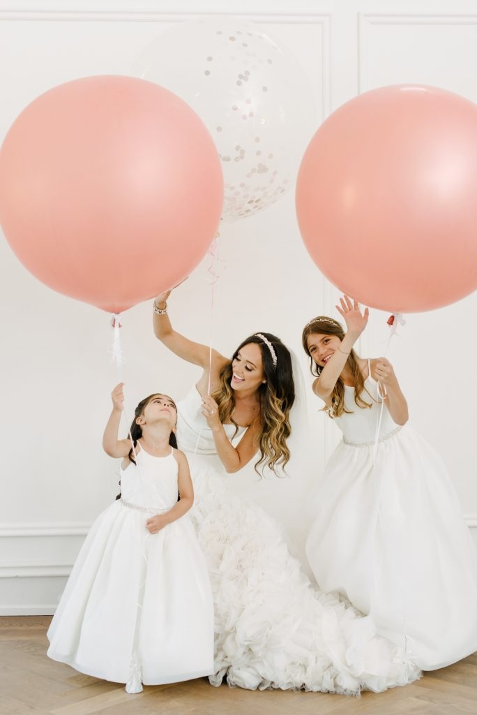 Sierra wedding balloons