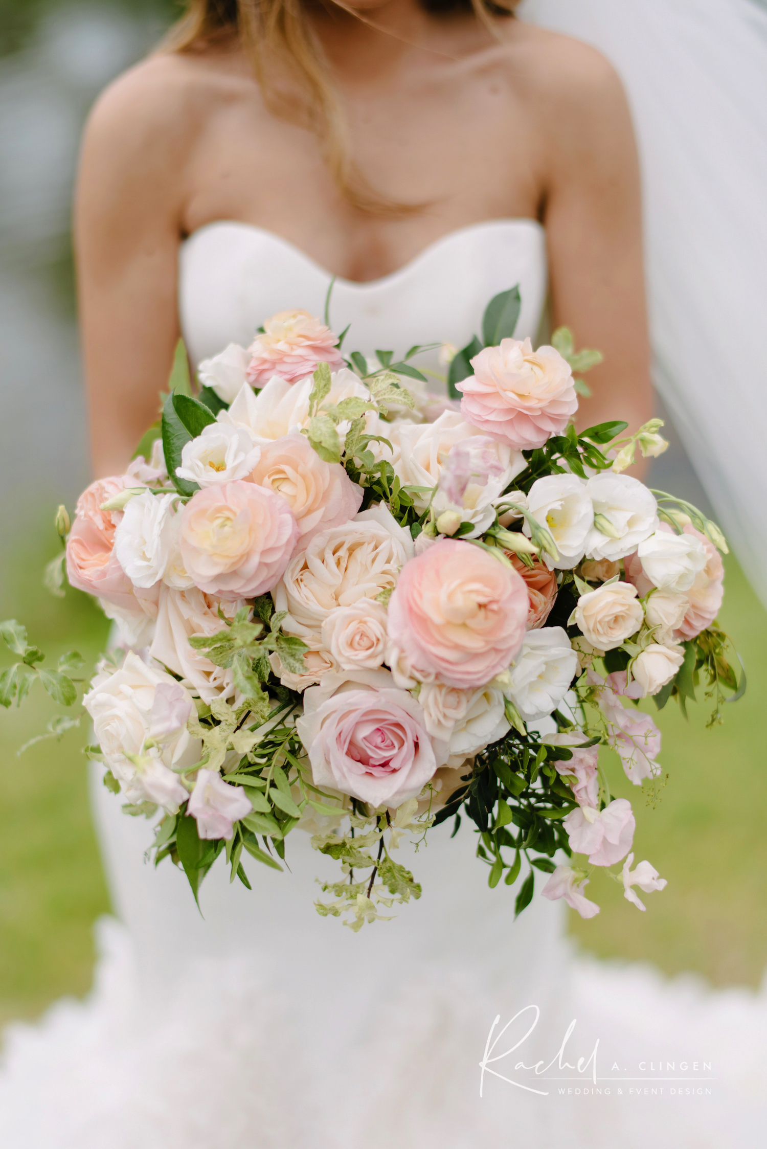 blush ivory wedding flowers toronto rachel a clingen imp