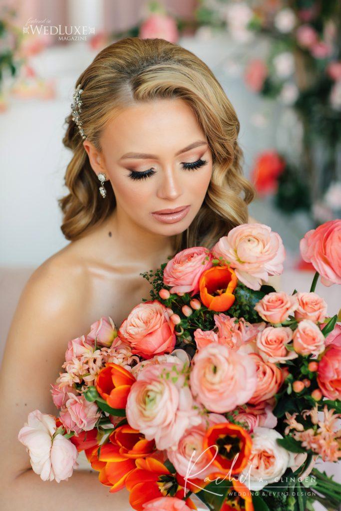 coral bridal flowers rachel a clingen imp