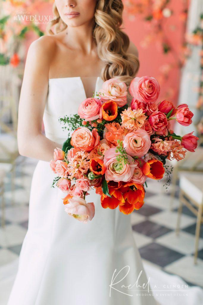 coral wedding designer rachel a clingen imp