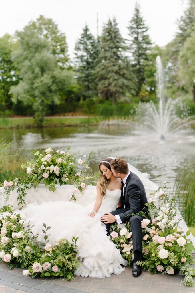 luxury weddings toronto arlington estate