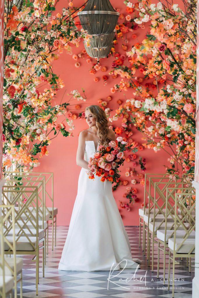 thompson hotel coral wedding