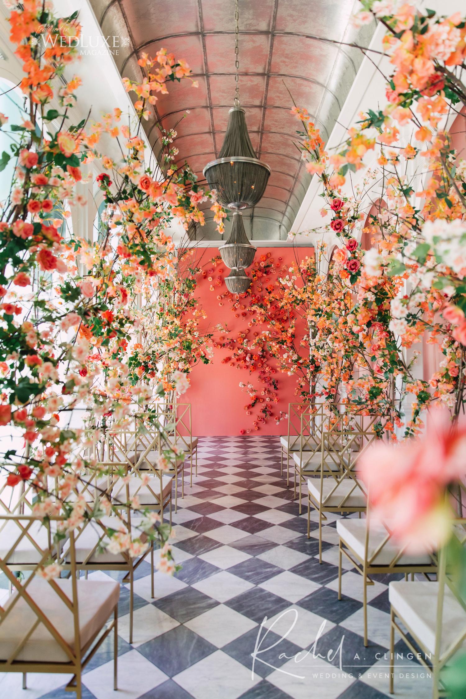 wedding designer coral rachel a clingen imp