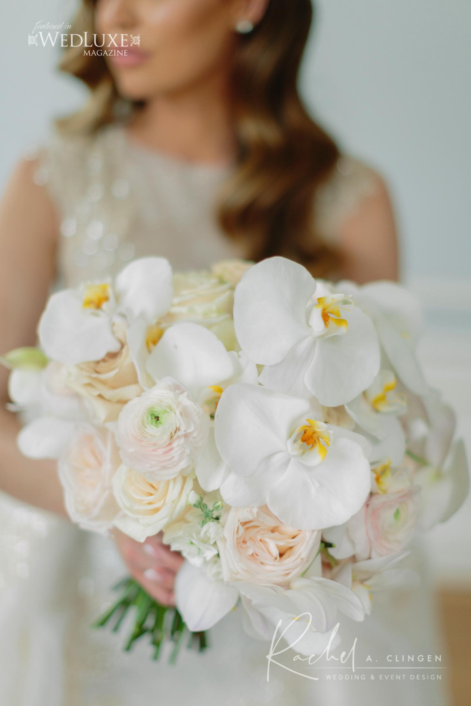 Nazem Kadri bride orchid bouquet