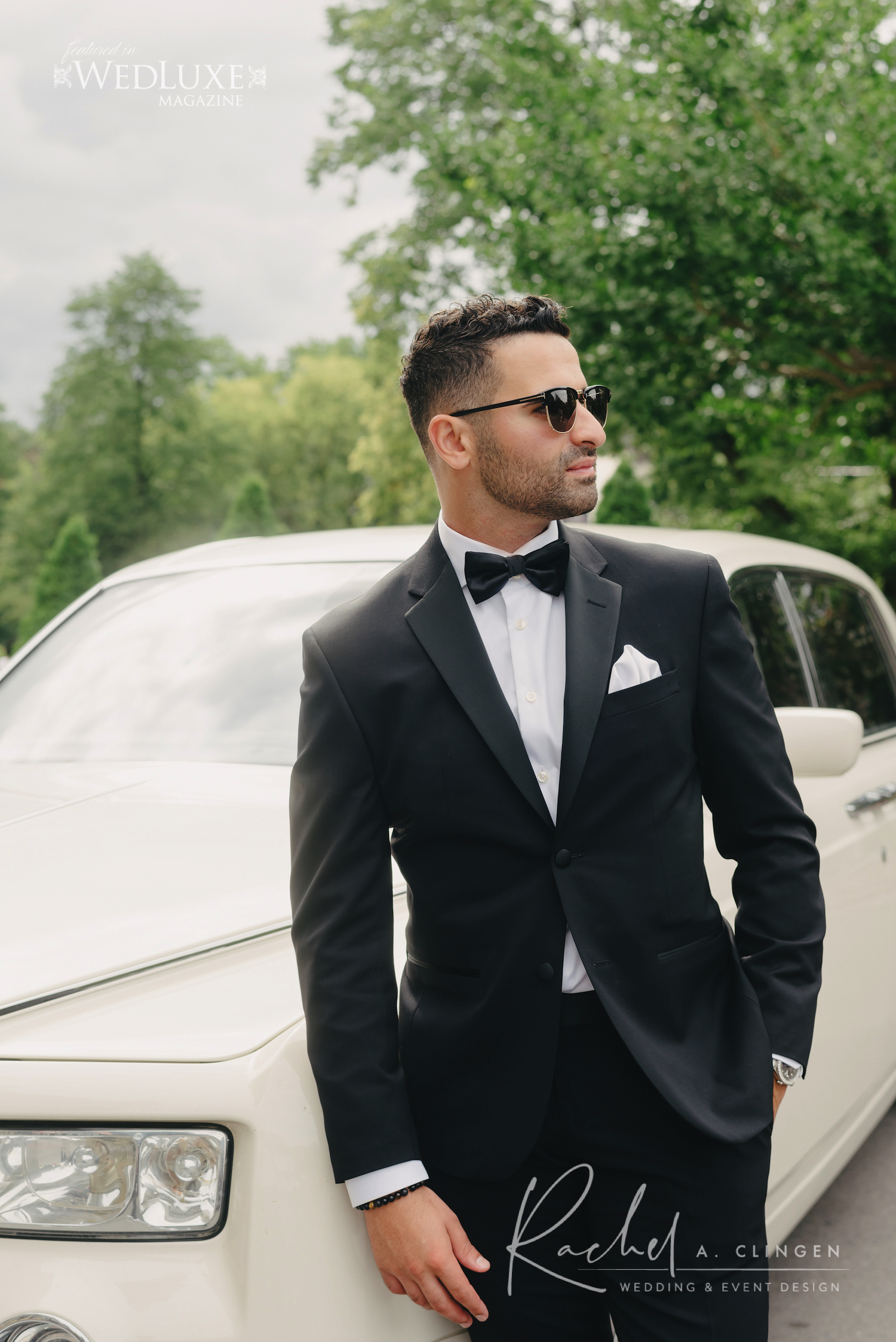 Nazem Kadri wedding groom