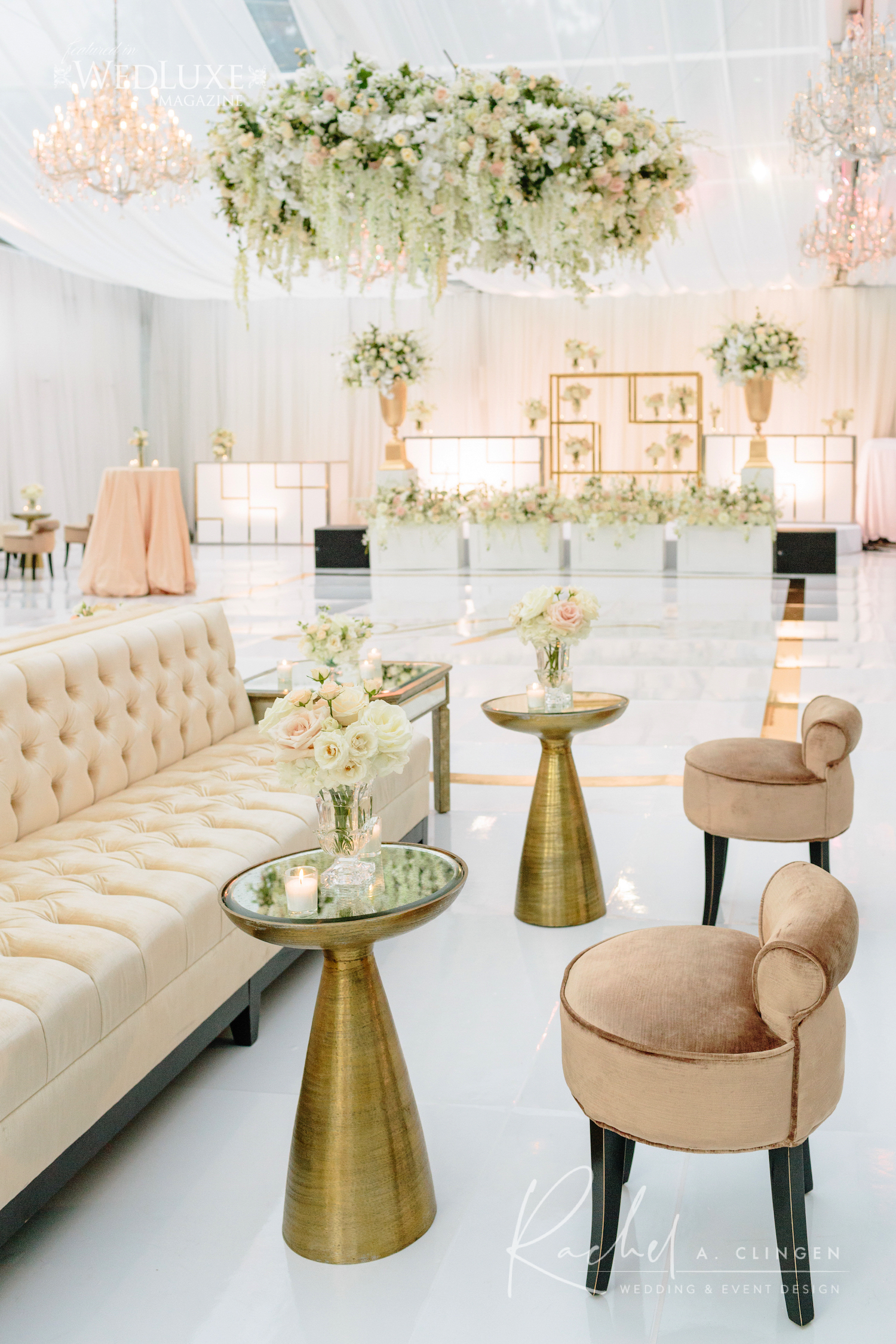 luxury lounge furniture wedding