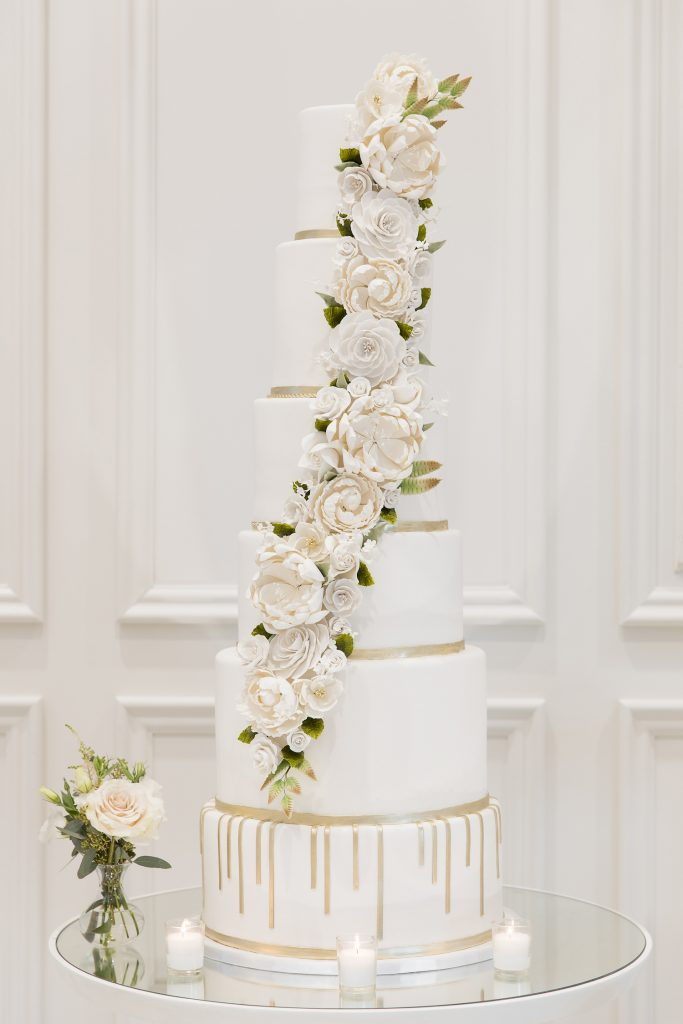 luxury wedding cake toronto