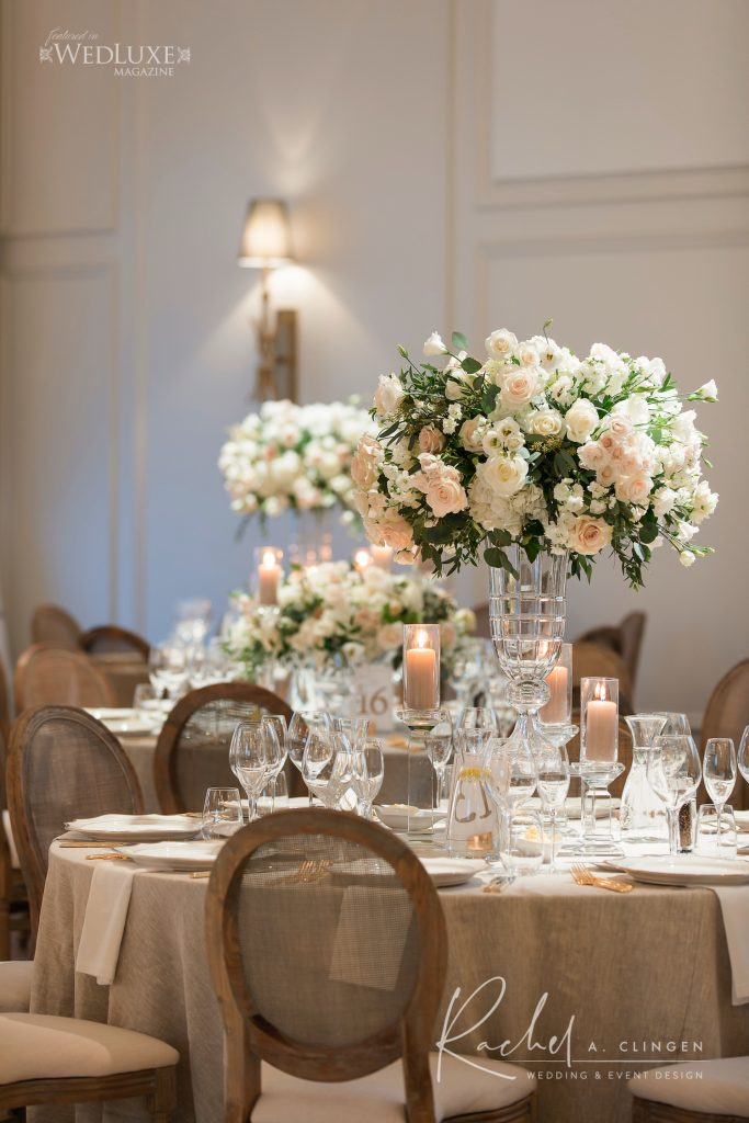 luxury wedding decor toronto
