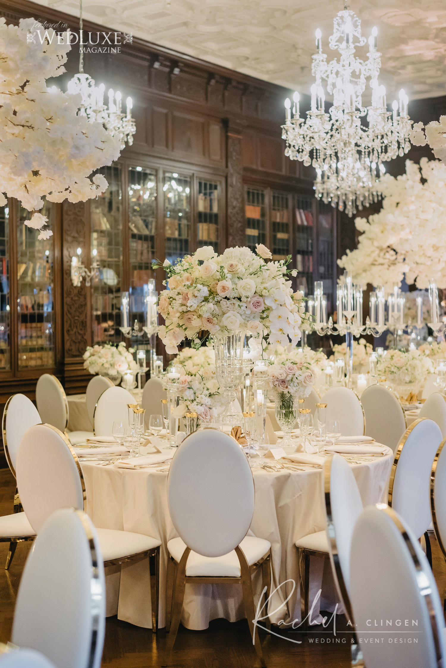 luxury wedding flowers toronto rachel clingen