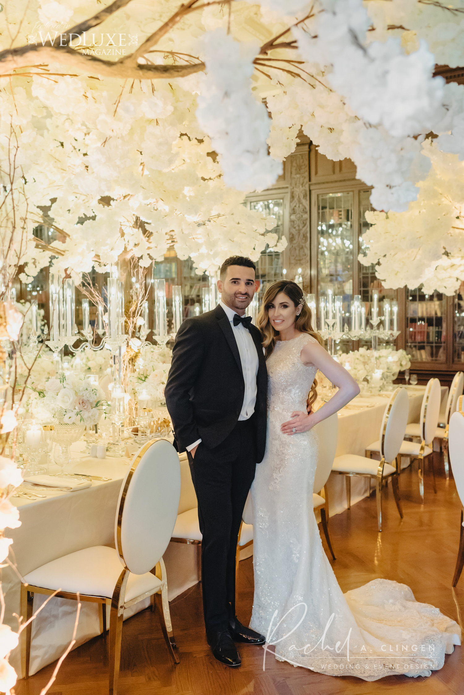 nazem ashley kadri wedding decor